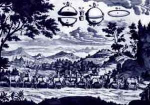 Expérience des sphères vides